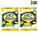 不二家 飴 レモンスカッシュキャンディ袋 80g×3袋