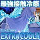 \送料無料/ 本当に冷たい極冷! 超 接触冷感 α-cool アルファクール リバーシブルケ