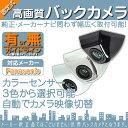 パナソニック カーナビ対応 バックカメラ 車載カメラ ボルト固定 高画質 軽量 CMOSセンサー 本体色 ブラック ホワイト シルバー ガイドライン有/無 選択可 車載用バックカメラ 各種カーナビ対応 防水 防塵 高性能