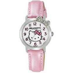 【あす楽対応_関東】=配送料無料=お祝い・ギフトに最適♪シチズン Hello Kitty(ハローキティー)0001N001【MADE IN JAPAN モデル】ハローキティー腕時計4966006058147