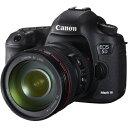 【あす楽対応_関東】【 カード_OK!】CANON(キヤノン)EOS 5D Mark III EF24-105L IS U レンズキット【送料無料】2230万画...