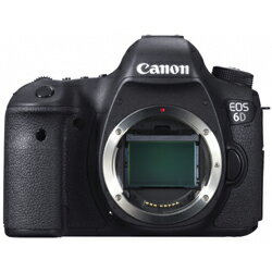 【あす楽対応_関東】【 カード_OK!】CANON(キヤノン)EOS 6D ボディ【送料無料】2020万画素 デジタル一眼レフカメラ