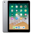 【あす楽対応_関東】【国内正規品】 APPLEiPad 9.7インチ Wi-Fiモデル 128GB MR7J2J/A 【国内正規品】iPad 9.7インチ Wi-Fi 128GB 2018年春モデル スペースグレイ