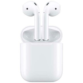 APPLE(アップル)AirPods with Charging Case MV7N2J/A【国内正規品】フルワイヤレスブルートゥースイヤホン 第2世代AirPods【あす楽対応_関東】