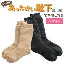 【送料無料】とにかくあったかい靴下 女性用(22〜24cm)【ソックス】【ルームソックス】【レディース】【冷え】【保温】【パイル】【室内】【日本製】