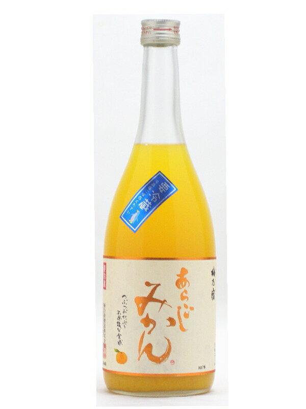 日本酒 ギフト 奈良県 梅乃宿酒造 あらごしみか...の商品画像
