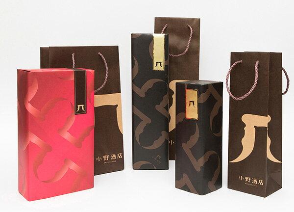 日本酒 ギフト 小野酒店 オリジナル紙袋