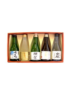 Sake drink compared to the controversial popular sake brewery set 300ml×5 this drink than compared with only