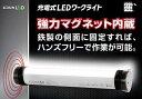 【エコリカ】ECL-LHLN-P[ECLLHLNP]充電式LEDワークライト【返品種別B】