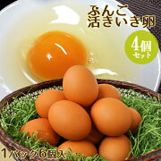 ぶんご活きいき卵 6個入り×4パック(24個セット) 大分ファーム/農場HACCP認証農場【送料無料】【敬老の日ギフトクーポン】