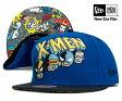 【その他】ニューエラ×トキドキ コラボキャップ スナップバック エックスカーテット ライトロイヤル 帽子 NEWERA×TOKIDOKI×MARVEL 9FIFTY X QUARTET SNAPBACK LIGHT ROYAL [ キャップ new era cap 大きい サイズ メンズ レディース ][BU] #CP:S