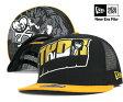 【その他】ニューエラ×トキドキ メッシュキャップ スナップバック プリズン ブレイク ブラック 帽子 NEWERA×TOKIDOKI 9FIFTY BACK IT UP TRUCKERS BLACK [ キャップ new era cap 大きい サイズ メンズ レディース ][BK] #CP:M