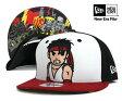 【その他】アウトレット価格 ニューエラ×トキドキ×ストリートファイター キャップ スナップバック リュウ ブラック 帽子 NEWERA×TOKIDOKI×STREET FIGHTER 9FIFTY RYU SNAPBACK BLACK [ キャップ new era cap 大きい サイズ メンズ レディース ][BK] #CP:S