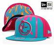 【その他】ニューエラ×ヤムズ スナップバック キャップ ワイルド スタイル ブルー 帽子 NEWERA×YUMS 9FIFTY WILD STYLE SNAPBACK BLUE [ キャップ new era cap ニューエラキャップ 大きい サイズ メンズ レディース ][BU] #CP:S