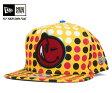 ニューエラ×ヤムズ スナップバック キャップ コネクション イエロー 帽子 NEWERA×YUMS 9FIFTY SNAPBACK CAP CONNECTION YELLOW [ キャップ new era cap ニューエラキャップ 大きい サイズ メンズ レディース ][YL] #CP:S