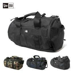 【ノベルティープレゼント対象】 ニューエラ ドラムダッフルバッグ 40L | バッグ メンズ レディース | NEW ERA 鞄 DRUM DUFFLE BAG 全4色 #BG 【UNI】 PO10