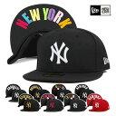 ニューエラ キャップ ニューヨークヤンキース アンダーバイザーロゴ ブルックリン ニューヨーク 全9種類 NEW ERA 59FIFTY CAP NEW YOR...