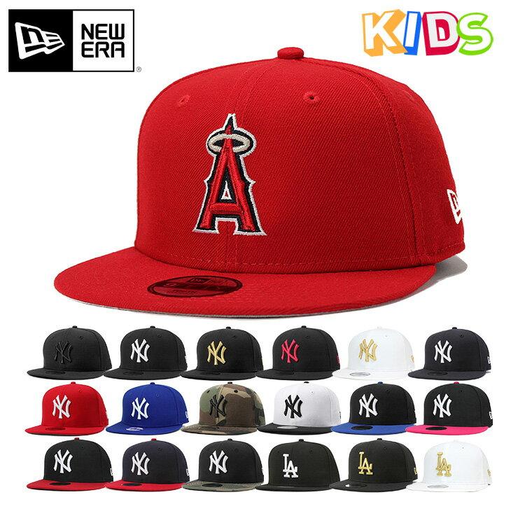 ニューエラキャップキッズNEWERAKIDS帽子ぼうしキッズキャップ大谷メジャーリーグエンゼルス||