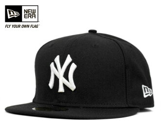 NY 뉴욕 양키스 블랙/화이트 NEWERA NEW YORK YANKEES BLACK/WHITE