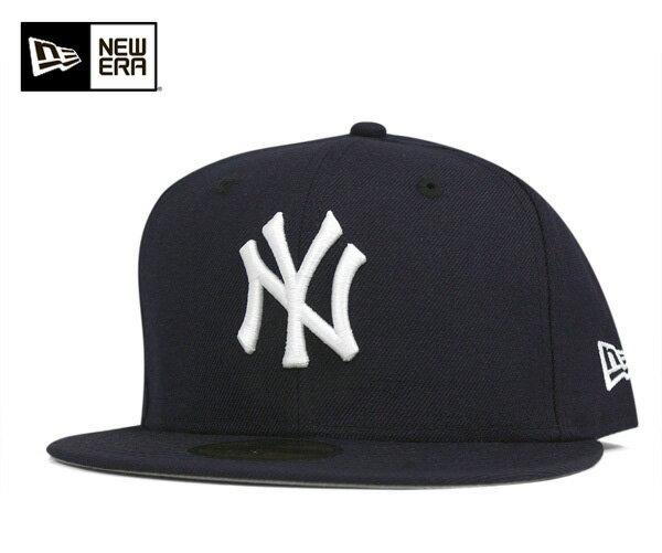 ★ニューエラ キャップ ニューヨーク ヤンキース ネイビー 帽子 NEWERA 59FIFTY CAP NEW YORK YANKEES NAVY
