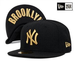 キャップ ニューヨーク ヤンキース アンダー バイザー ブルックリン ブラック
