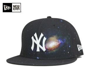 キャップ ニューヨーク ヤンキース ギャラクシー プリント ブラック