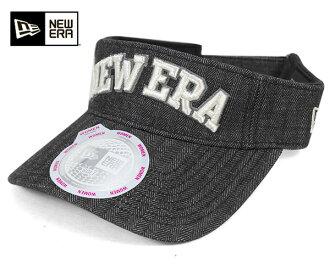 新的婦女高爾夫遮陽字形牛仔帽子新時代女性高爾夫太陽遮陽人字形牛仔布 [婦女的帽子、 10P03Dec16