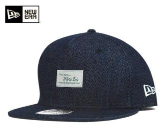 一處景點另一個注意新時代可調帽前修補靛藍牛仔帽子 ONSPOTZ 原始紐埃爾 5 小組業績回升帽前面補丁靛藍牛仔布 [NV] #CP: S