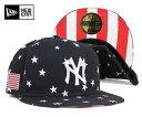 ニューエラ キャップ ニューヨーク ヤンキース スターズ アンド ストライプス ネイビー 帽子 New Era 59FIFTY CAP MLB NEW YORK...