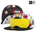 ニューエラ×スターウォーズ キャップ ローグワン Xウィング パイロット オプティックホワイト 帽子 New Era×STAR WARS 59FIFTY CAP ROGUE ONE X-WING PILOT OPTIC WHITE