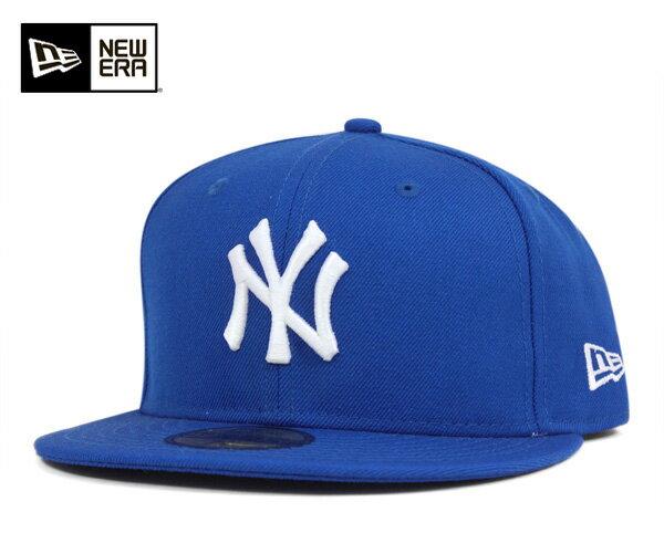 ニューエラ キャップ 59FIFTY MLB ニューヨークヤンキース ブライトロイヤル m01-mctny 11308560 NEW ERA 帽子 メンズ レディース