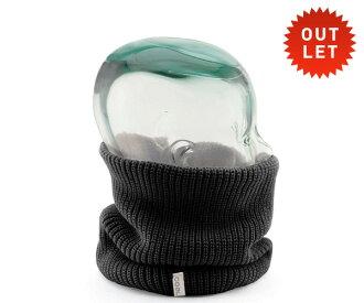 Call headware neck warmer black COAL HEAD WEAR THE FRENA NWA BLACK #OG:M