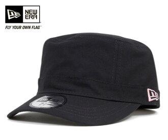 모자 뉴에 라 모자 밀리터리 모자 작업 모자 블랙 NEWERA WM-01 MILITARY WORK BLACK/PINK