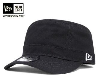 뉴에 라 캔버스 밀리터리 모자 작업 모자 검은 모자 NEWERA WM-01