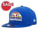 SALE セール [20%OFF] ニューエラ キャップ NBA ハードウッドクラシック デンバー ナゲッツ ロイヤルブルー NEWERA NBA HARD WOOD CLASSIC DENVER NUGGETS ROYAL BLUE [ NEW ERA CAP ]