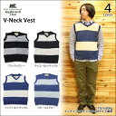 ショッピングHIGH 【HIGHLAND CLUB/ハイランドクラブ】V-Neck Vest