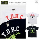 ショッピングSHIRTS Johnny Bird Daily Wear(ジョニーバードデイリーウェア)DEER H .CHALLENGE T-Shirts 2color