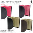 Whitehouse Cox(ホワイトハウスコックス)【財布】S1058 SMALL 3FOLD WALLET Holiday Line 4color【ホワイトハウス・コックス レザー メンズ men's 革 皮 ウォレット ウオレット】