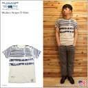 【DR.COLLECTORS/ドクターコレクターズ】Multies Stripes T-Shirt