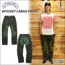 パインコーン PINECONE 6POCKET CARGO PANTS パンツ