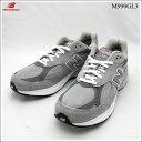 ショッピングbalance New Balance ニューバランス スニーカー M990 GRAY GL3 sneaker スニーカ
