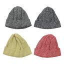 ショッピングTOTO RoToTo(ロトト)MIXED SILK COTTON BEANIE 4color シルクコットンビーニー CAP キャップ 帽子
