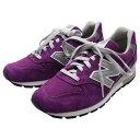 ショッピングbalance NewBalance(ニューバランス)M996 Purple