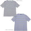 ショッピングJAM SAINT JAMES PIRIAC 14color セントジェームス ピリアック 無地 ボーダー カットソー 半袖 ティーシャツ