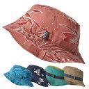 ショッピングパタゴニア パタゴニア Patagonia WAVEFARER BUCKET HAT ウェーブフェアラー・バケツ・ハット 29156 5color
