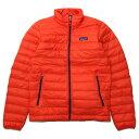 ショッピングNTB patagonia(パタゴニア)Down Sweater Paintbrush Red ダウンセーター