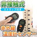 温度計 赤外線 非接触式 小型 非接触赤外線温度センサー デジタル 赤ちゃん ベビー あかちゃん ミルク 温度 表面 測定 非接触 電子 簡単 計測 ER-INFR [RV]