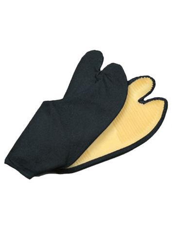 【 ポイント10倍】【合計金額¥5400以上で送料無料】黒足袋 4枚こはぜ