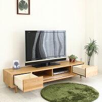 テレビ台テレビボードAV収納完成品幅180cm北欧ミッドセンチュリー05P06May15