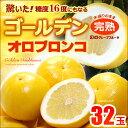 ゴールデンオロブロンコ中玉(32玉)カリフォルニア産 グレープフルーツ 高糖度 送料無料